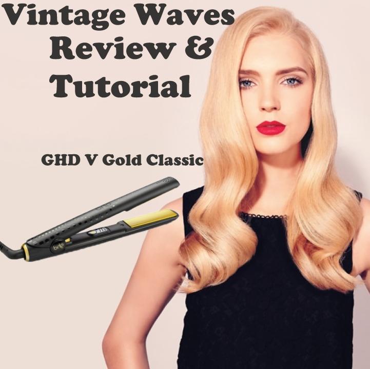 vintage waves vgold